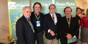 Dr. Muricy na 34ª Jornada Sul-Brasileira de Cirurgia Plástica