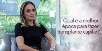 Transplante capilar: melhor momento