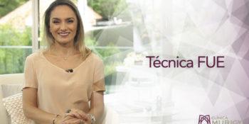 Técnica FUE: transplante capilar natural